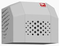 Турбонасадка Лемакс Comfort  (L140) d140 для котлов от 35 до 40 кВт