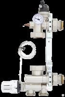 Насосно-смесительный узел Termica UFH (130мм)