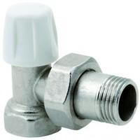 ICMA Угловой нижний клапан для железной трубы