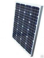 Солнечная панель Exmork 40 ватт 12В Моно