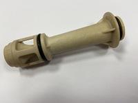 Сопло (форсунка)+трубка Вентури+уплотнит.кольцо насоса JET L80 NEW RISPA