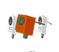 Погружной термостат,10 (2,5А) IP40