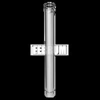 Дымоход  1,0м (430/0,8 мм)