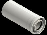Удлинитель L=0.25m ,ф 60/100mm.Condensing