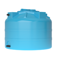 Бак д/воды ATV 200 (синий)