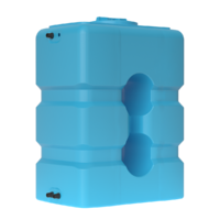 Бак д/воды ATP-1000 (синий) с поплавком