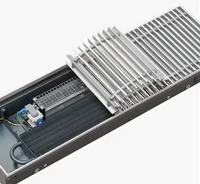 Конвектор внутрипольный Gekon Vent с решеткой UNA H08 L300 T30 (6972Вт)