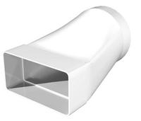 """Соединитель """"ERA"""" эксцентриковый плоского воздуховода (60х204/D160) (620СП16КП)"""