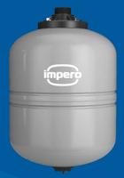 Бак мембранный для отопления IMPERO WRV15-P (Фланец из композита)