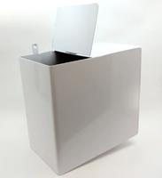 Бак расширительный 6л белый (для открытой системы отопления)