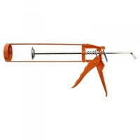 Пистолет для герметика скелетный усиленный Blast No-drop (металл)