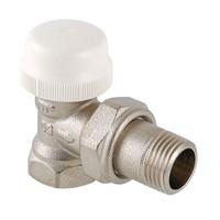 Клапан термостатический для рад. угловой