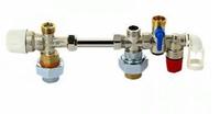 Комплект быстрого монтажа бойлера косвенного нагрева ACV