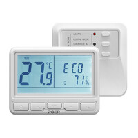 POER комнатный беспроводной недельный термостат