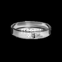 Хомут обжимной (430/0,5 мм) Ф350