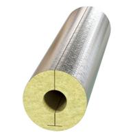Цилиндры минераловатные фольгированные 40мм*219мм