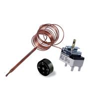 Термостат каппилярный CAEM TU-V 30-90(090) LP5107