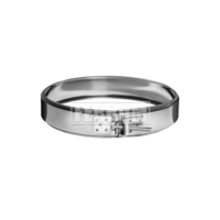 Хомут обжимной (430/0,5 мм) Ф400