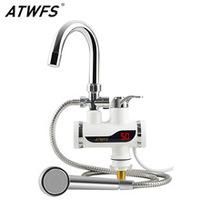 Водонагревательный кран с душем ATWFS