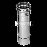 Дымоход  0,25м (430/0,8 мм)