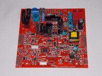 Плата управления котла с сенсорным дисплеем Formentera-itaca 6SCHEMOD28 (ЗАМЕНА КОДА НА 6SCHEGAR28)